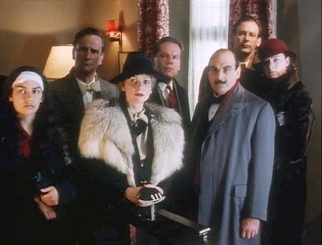 Hercule Poirot's Christmas | What I Watched Last Night...